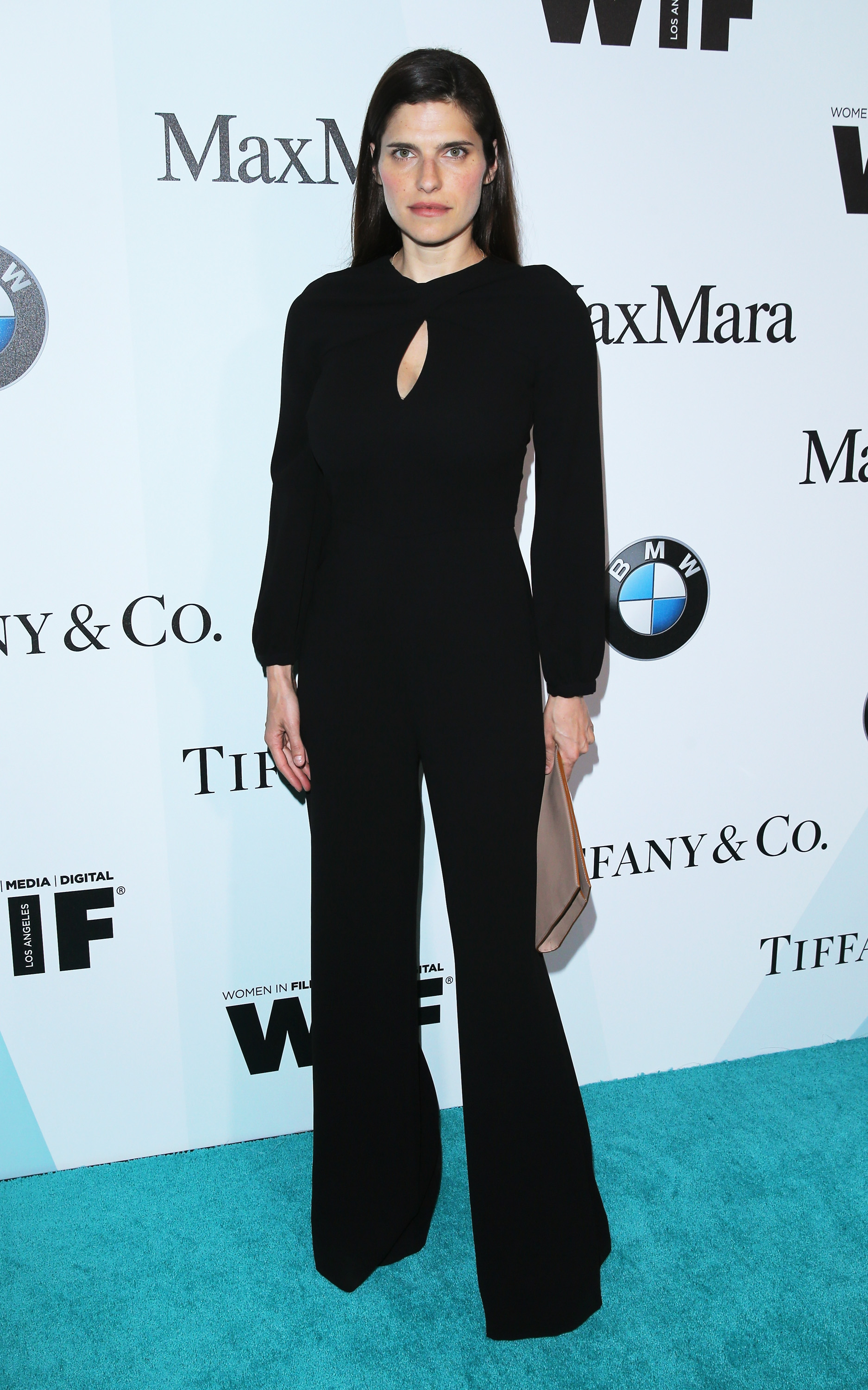 CENTURY CITY, CA - JUNE 16: Actress Lake Bell attends the Women In Film 2015 Crystal + Lucy Awards Presented by Max Mara, BMW of North America, and Tiffany & Co. at the Hyatt Regency Century Plaza on June 16, 2015 in Century City, California.  (Photo by Mark Davis/Getty Images for Women in Film)