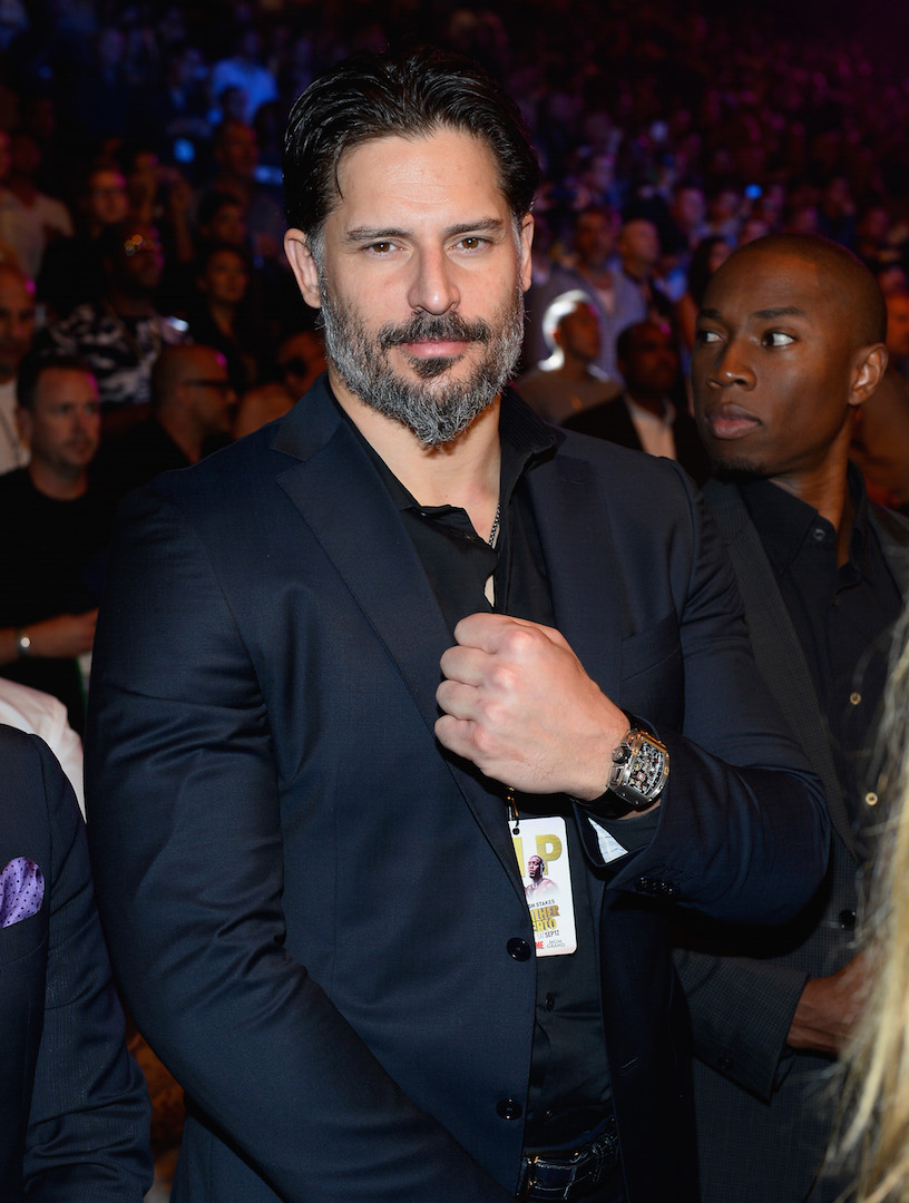 attends the 'High Stakes: Mayweather v. Berto' fight presented by Showtime at the MGM Grand Garden Arena on September 12, 2015 in Las Vegas, Nevada.