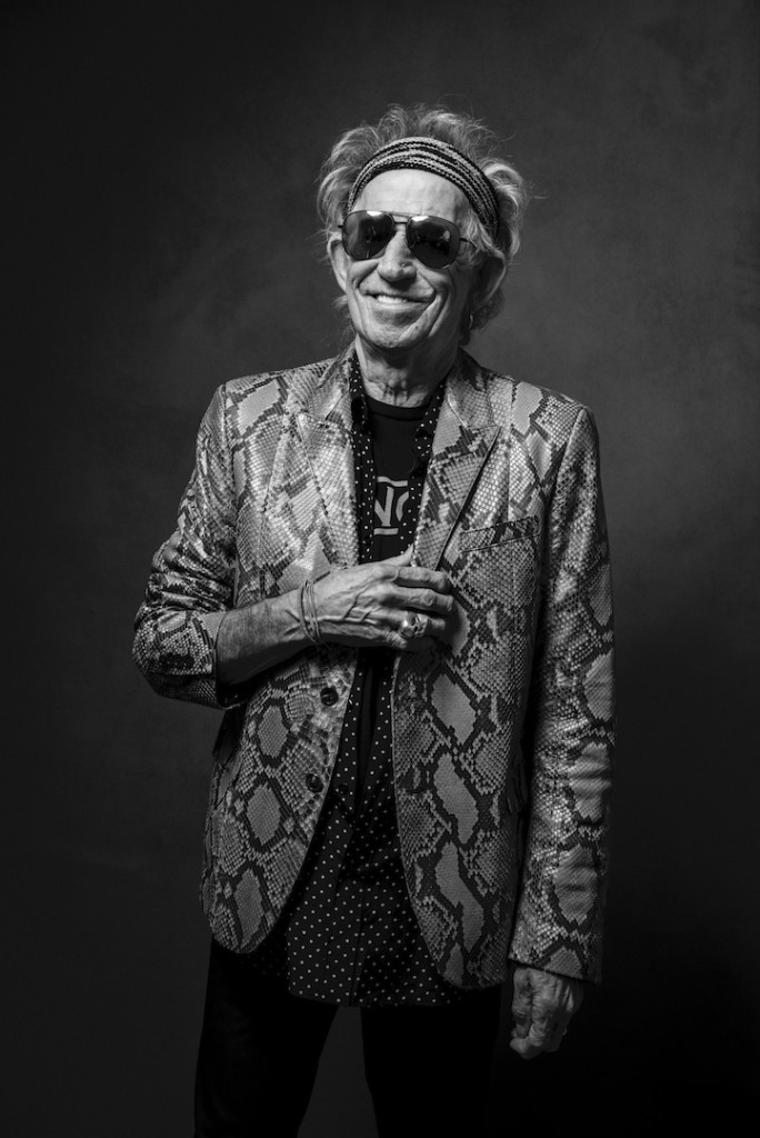 iHeartMedia hosted a very special iHeartRadio ICONS event featuring Keith Richards at the iHeartRadio Theater presented by P.C. Richard & Son in New York City. Photo Credit: XX for iHeartRadio
