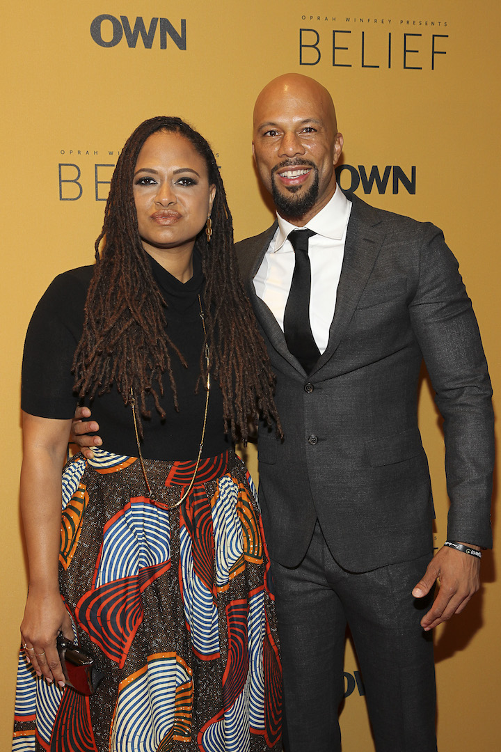 seen at the OWN Networks world premiere of Belief at the The Times Center on Wednesday October 14, 2015 in New York.  (Mark VonHolden/ AP Images for Discovery Communications)