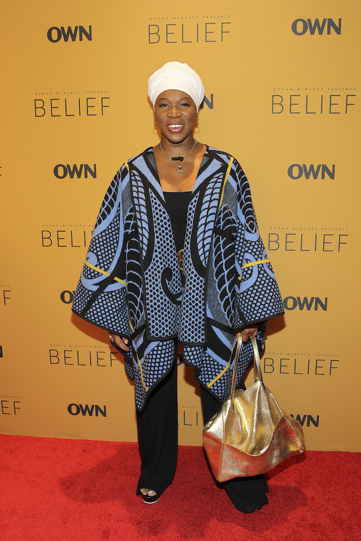 "OWN: Oprah Winfrey Network premiere of the landmark seven-night television event ""Belief"" at The TimesCenter on Wednesday, October 14, 2015 in New York.  (Mark VonHolden/ AP Images for Discovery Communications)"