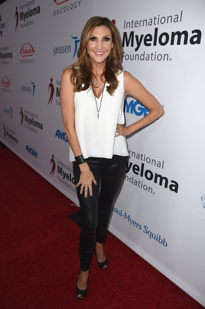 LOS ANGELES, CA - OCTOBER 10:  TV personality Heather McDonald attends the 9th Annual Comedy Celebration, presented by the International Myeloma Foundation, at The Wilshire Ebell Theatre on October 10, 2015 in Los Angeles, California.  (Photo by Kevin Winter/Getty Images for International Myeloma Foundation)