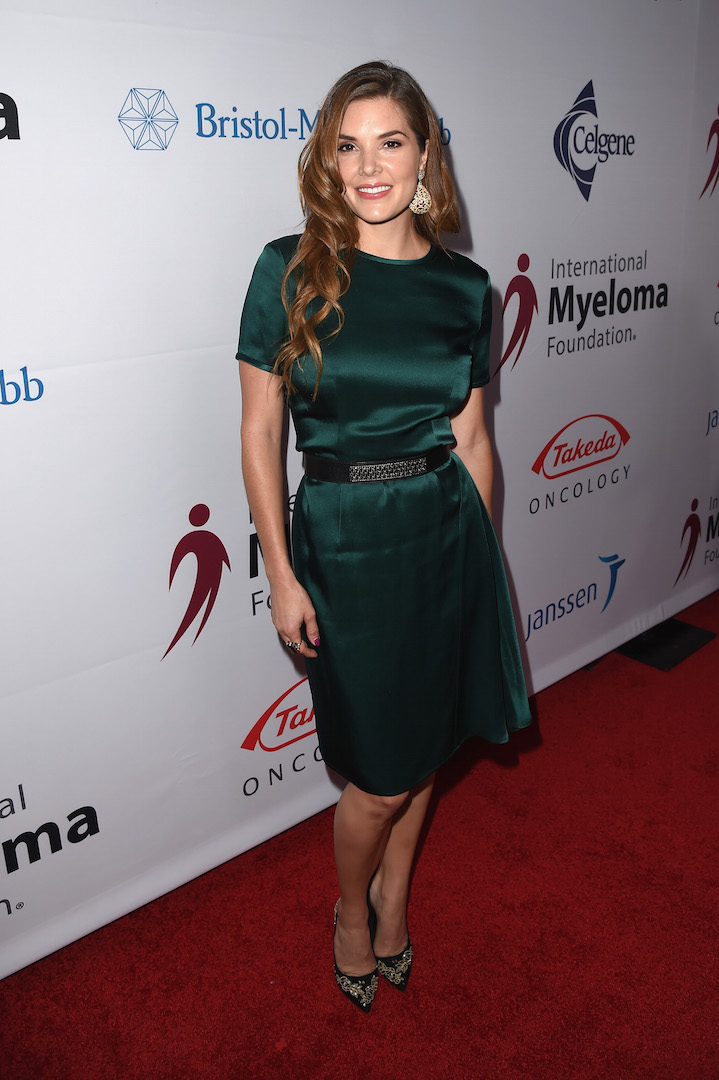 LOS ANGELES, CA - OCTOBER 10:  Actress Nikki Moore attends the 9th Annual Comedy Celebration, presented by the International Myeloma Foundation, at The Wilshire Ebell Theatre on October 10, 2015 in Los Angeles, California.  (Photo by Kevin Winter/Getty Images for International Myeloma Foundation)