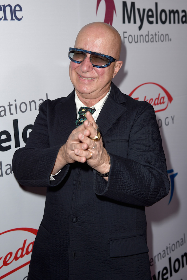 LOS ANGELES, CA - OCTOBER 10:  Musician Paul Shaffer attends the 9th Annual Comedy Celebration, presented by the International Myeloma Foundation, at The Wilshire Ebell Theatre on October 10, 2015 in Los Angeles, California.  (Photo by Kevin Winter/Getty Images for International Myeloma Foundation)