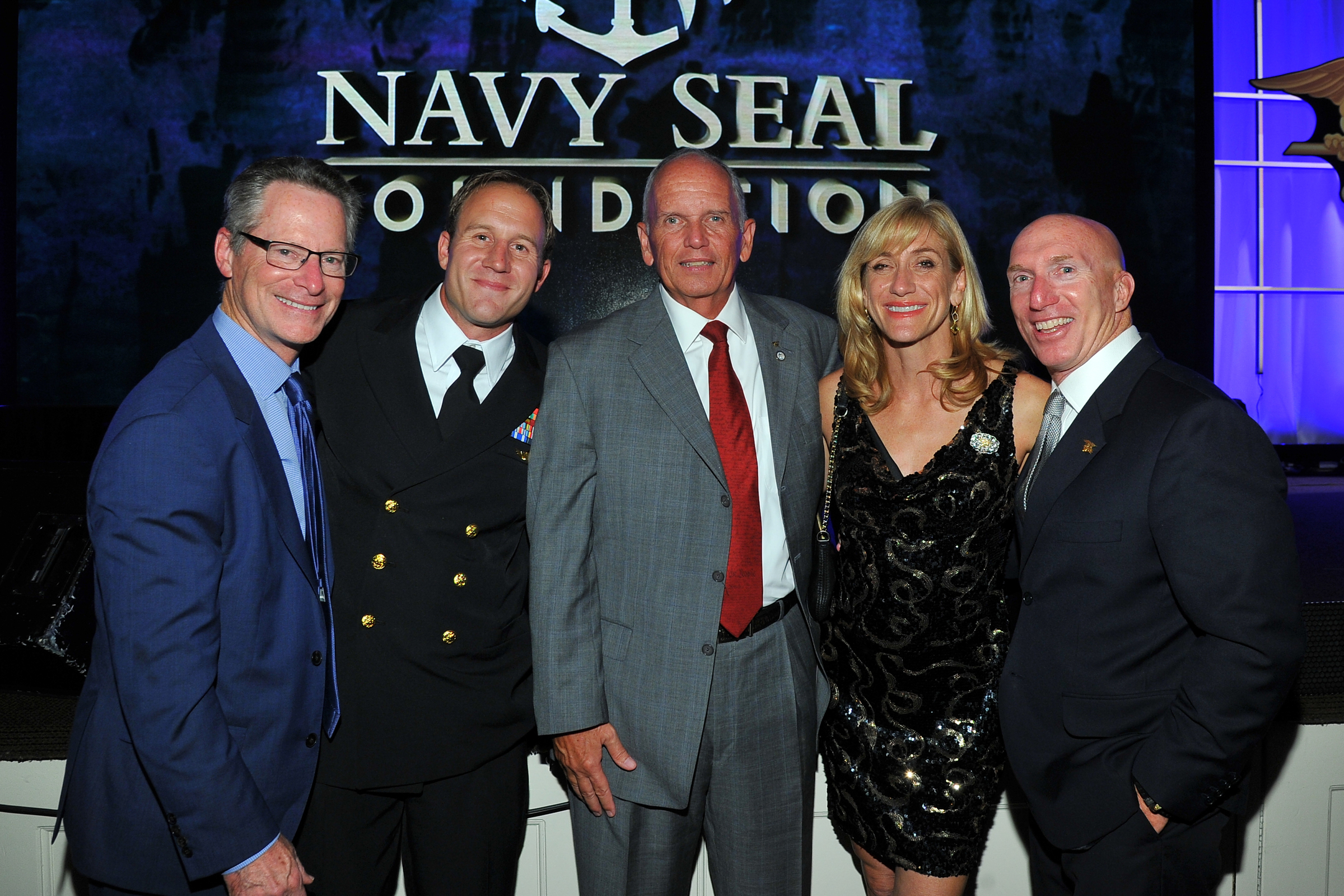 Scene from the Navy Seal Foundation 2015 Evening of Tribute on November 15, 2015 in Beverly Hills, CA. (Vince Bucci Photography).