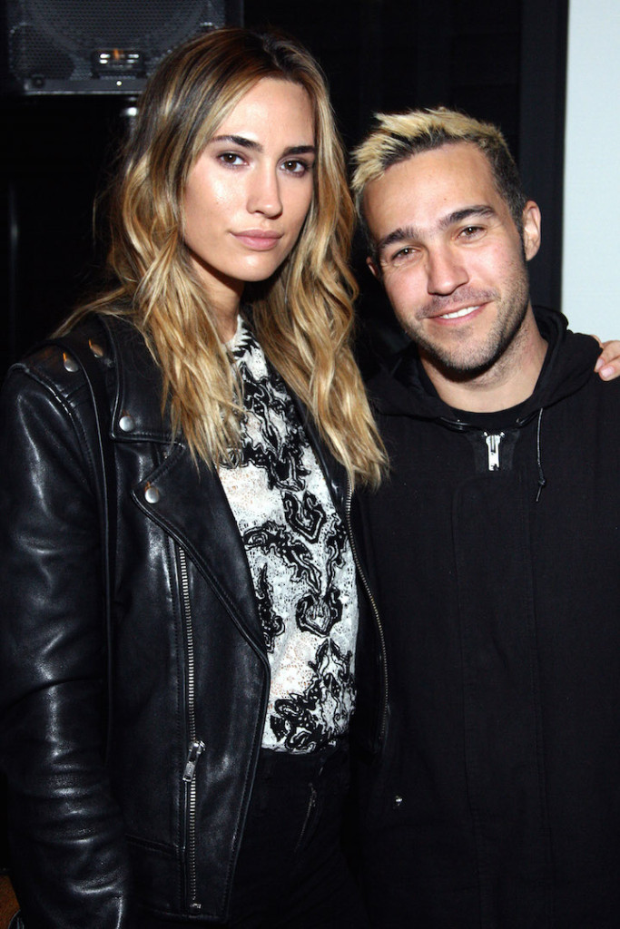 Pete Wentz and Meagan Camper attend the Children Matter.NGO first annual gala on November 7, 2015 in Beverly Hills, California. (Photo by Tommaso Boddi/Getty Images for The Children Matter.NGO)