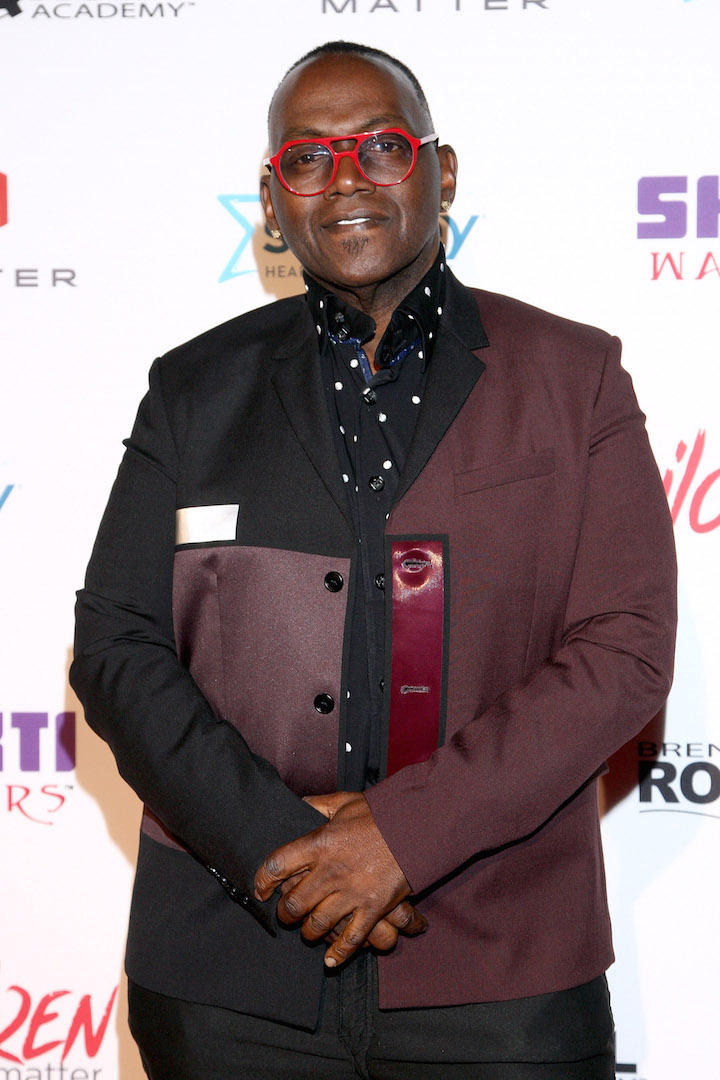 BEVERLY HILLS, CA - NOVEMBER 07:  Singer Randy Jackson attends the Children Matter.NGO first annual gala on November 7, 2015 in Beverly Hills, California.  (Photo by Tommaso Boddi/Getty Images for The Children Matter.NGO)