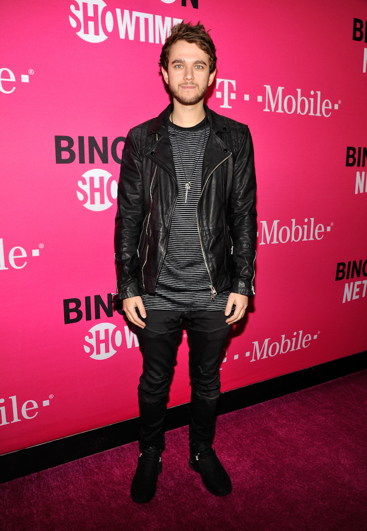 LOS ANGELES, CA - NOVEMBER 10:  Musician Zedd attends T-Mobile Un-carrier X Launch Celebration at The Shrine Auditorium on November 10, 2015 in Los Angeles, California.  (Photo by John Sciulli/Getty Images for T-Mobile)