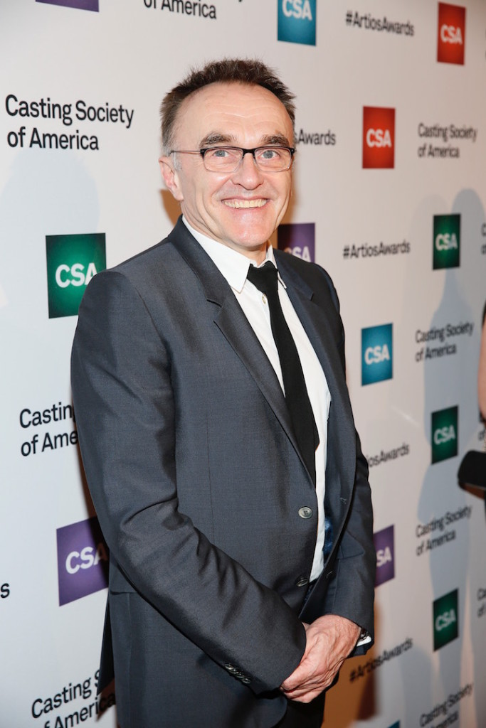 BEVERLY HILLS, CA - JANUARY 21: Danny Boyle during The Casting Society of America 31st Annual Artios Awards held at The Beverly Hilton Hotel on January 21, 2016, in Beverly Hills, California. (Photo by Ryan Miller/Capture Imaging)