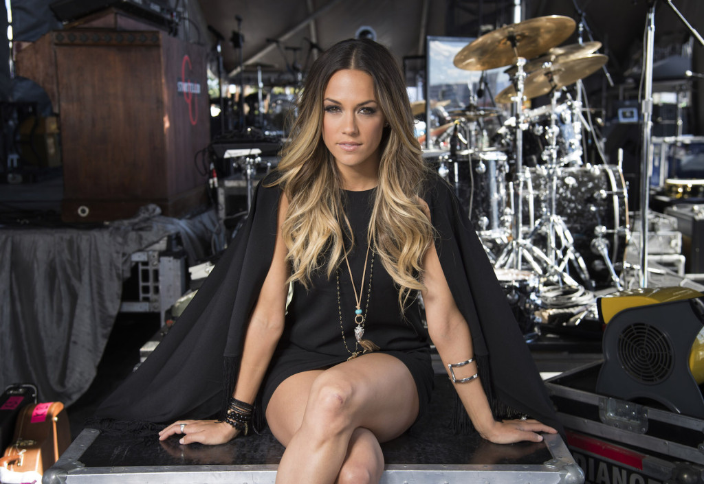Singer Jana Kramer poses for a portrait at the 4th ACM Party For A Cause Festival on April 1, 2016 in Las Vegas, Nevada. (Photo by John Shearer/Getty Images for ACM)