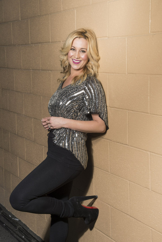 Singer Kellie Pickler poses for a portrait at the 4th ACM Party For A Cause Festival on April 1, 2016 in Las Vegas, Nevada. (Photo by John Shearer/Getty Images for ACM)